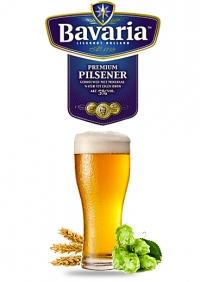 Пиво разливное Бавария светлое