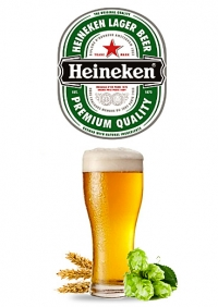 Пиво разливное Heineken светлое