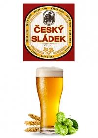 Пиво разливное Чешский сладек светлое