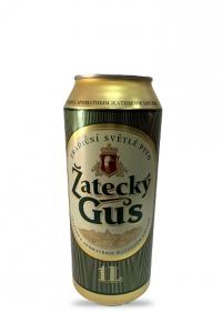 Пиво баночное Zatecky Gus