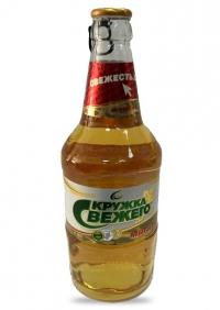 Пиво бутылочное Кружка Свежего мягкое