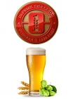 Пиво разливное Пивзавод №1 светлое